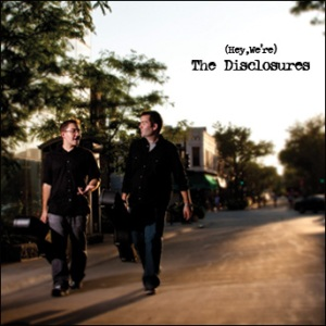 (Hey, We're) The Disclosures - Album Cover