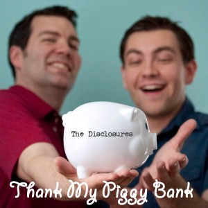 Thank My Piggy Bank Single Cover